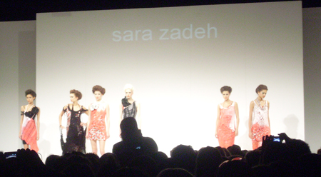 sarah zadeh collection