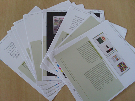 Recycling pages