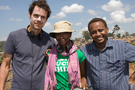 Tom Tykwer,Hawa Essuman,Billy Kahora