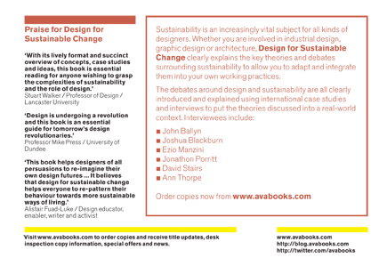Design for Sustainable Change pc final-2 blog