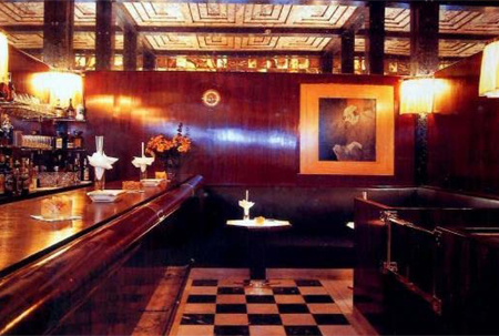 American bar Adolf Loos