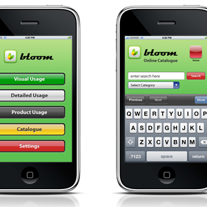 iPhone app developed by Richard Child