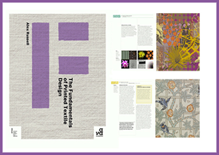 Fundamentals of Printed Textile Design by Alex Russell