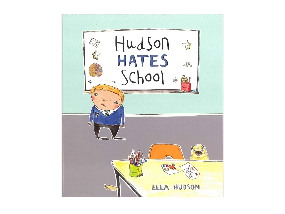 A children's picture book conceived, written, designed and illustrated by Ella Hudson; the principal rationale being to support children with dyslexia. A book of narrative fiction couched in pedagogy it is a form of 'biblio-therapy' and is considered a national curriculum essential for primary schools