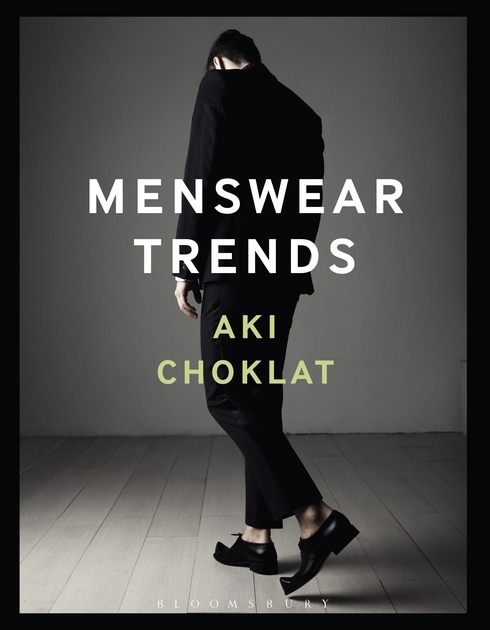 Book cover Menswear Trends