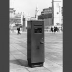 Post Box From Street Furniture Design by Eleanor Herring
