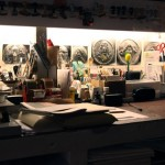 Studio photograph by Andrea Liggins